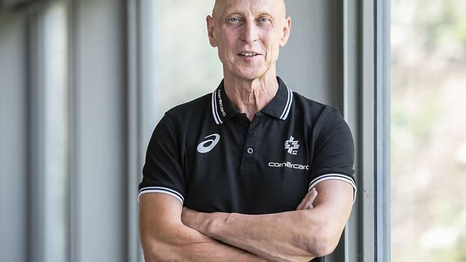 Cheftrainer Bernhard Fluck muss den Schweizerischen Turnverband Ende Jahr verlassen