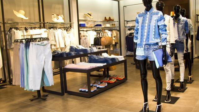 Zara-Shop in Spanien (Archiv)