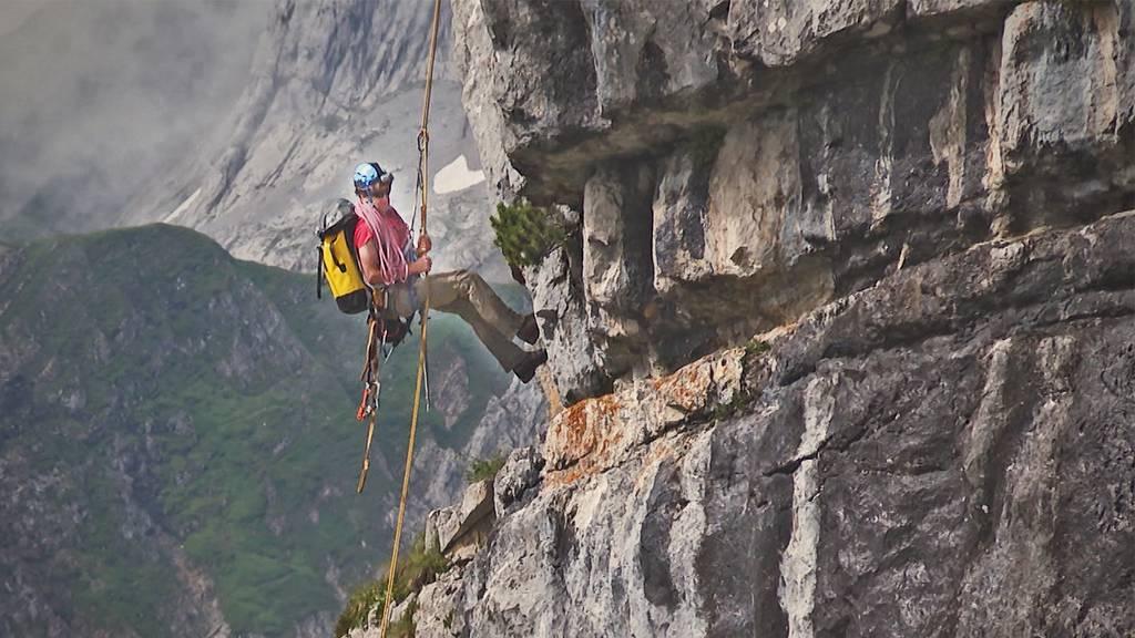 Er ist der «Kletterpapst» vom Alpstein