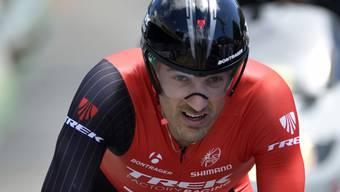 Zeitfahr-Spezialist Fabian Cancellara