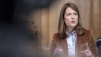 Petra Gössi will die guten Steuerzahler nicht mit einer Solidaritätsabgabe weiter belasten.