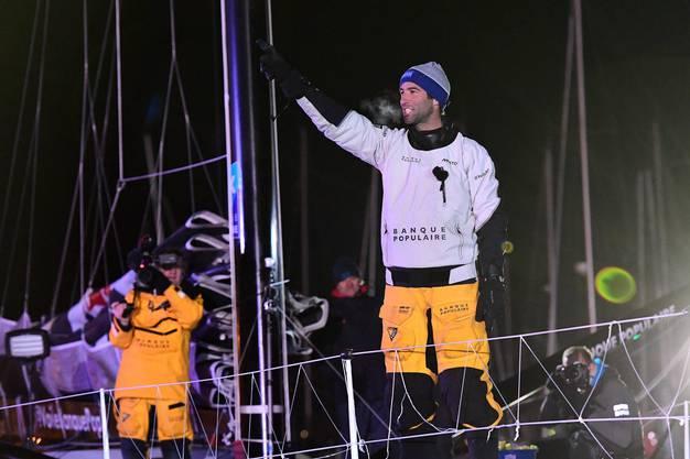 Die letzte Vendée Globe gewann Armel Le Cleac'h, der am 19. Januar 2017 nach 74 Tagen, 3 Stunden und 36 Minuten das Ziel erreichte.