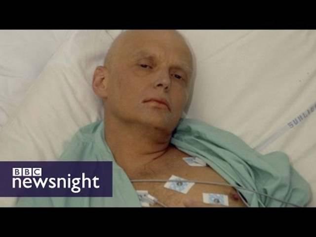 «Alexander Litvinenko's murder: The inside story».