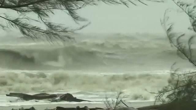 Tropensturm in Thailand fordert Todesopfer