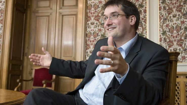 Christian Levrat anno 2007.