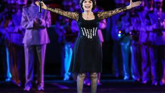 """Mireille Mathieu ist für ihr """"phänomenales musikalisches Talent"""" gewürdigt worden. (Archivbild)"""