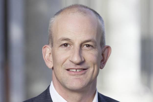 Fabian Vaucher ist noch bis Ende Jahr Präsident von Pharmasuisse.