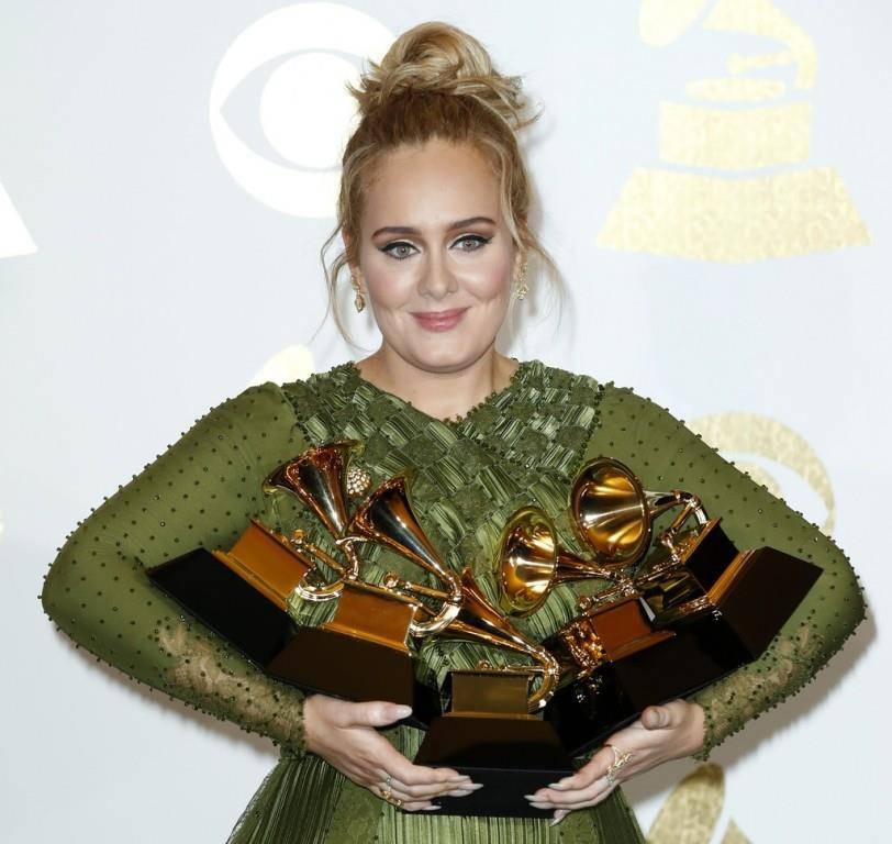 Superstar Adele