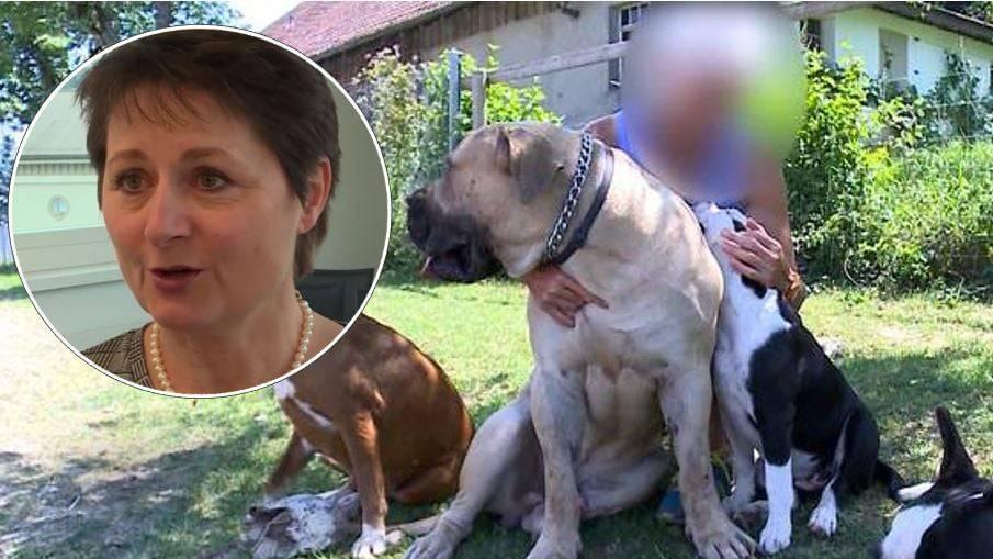 Franziska Roth redet über den Fall Hundeattacken in Leutwil