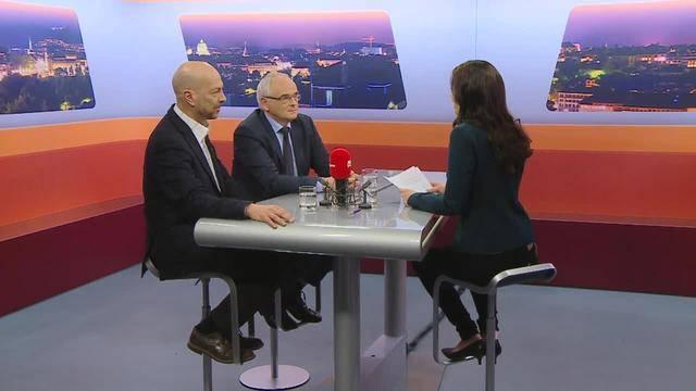 SCHNEGG VS. BERNASCONI: Wer hat das Zeug zum Regierungsrat?