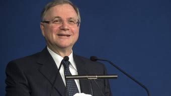 Der Chef der italienischen Notenbank und EZB-Direktoriumsmitglied, Ignazio Visco, stellt sich am Samstag hinter die jüngsten Beschlüsse der Europäischen Zentralbank. (Archivbild)