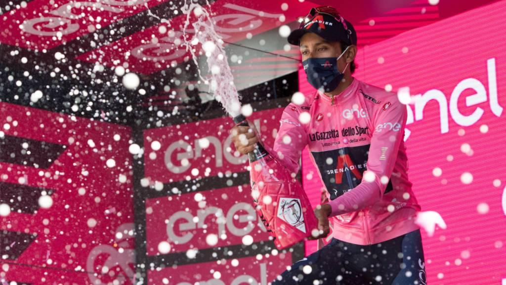 Egan Bernal gewinnt erstmals den Giro d'Italia