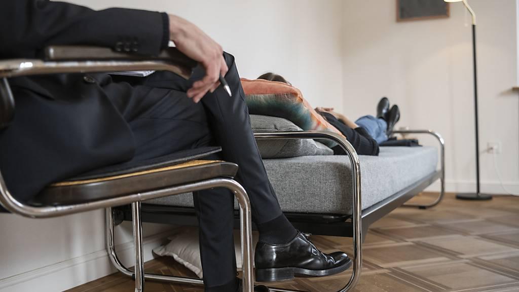 Psychotherapie wirkt besser, wenn Beziehung zum Therapeuten stimmt