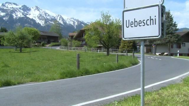 Uebeschi ohne Präsident