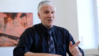 SP-Regierungsrat und Sozialdirektor Peter Gomm.