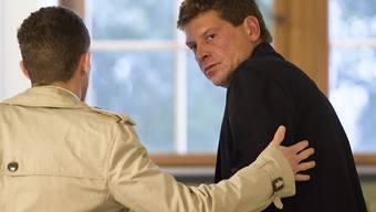 Der deutsche Ex-Radprofi Jan Ullrich ist auf Mallorca festgenommen worden. Er soll auf dem Grundstück von Schauspieler Til Schweiger gepöbelt haben. (Archiv)