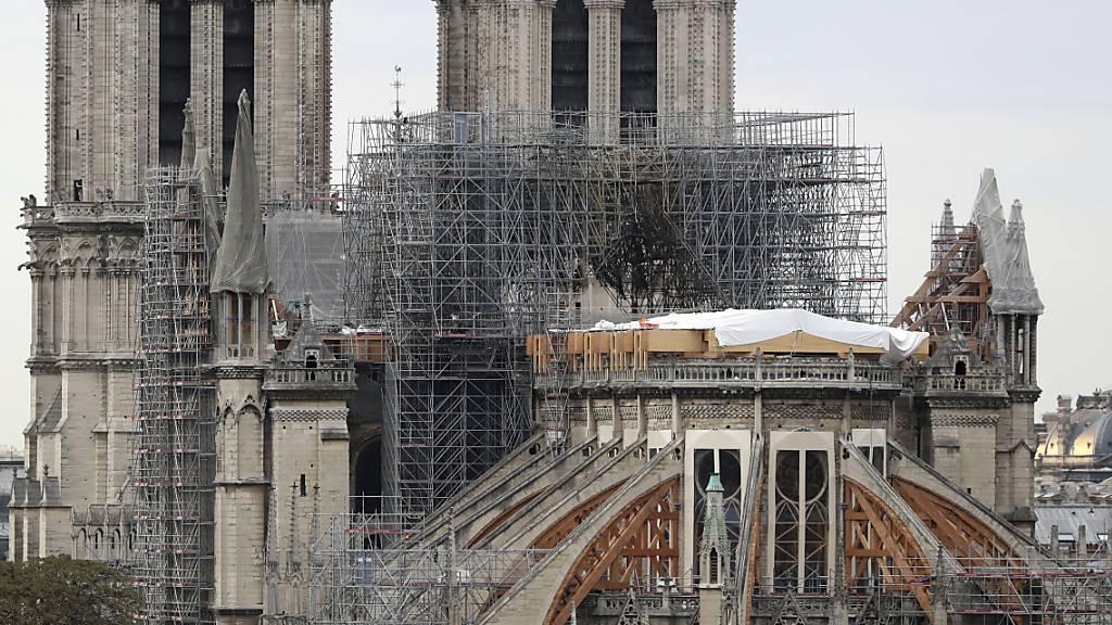 Erstmals seit Napoleons Zeiten keine Weihnachtsmesse in Notre-Dame