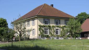 Im ehemaligen Kinderheim in Rüfenach wird vorübergehend die PSI-Kindertagesstätte untergebracht.