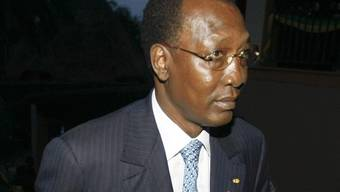 Die Wiederwahl von Staatschef Idriss Deby gilt als sicher (Archiv)