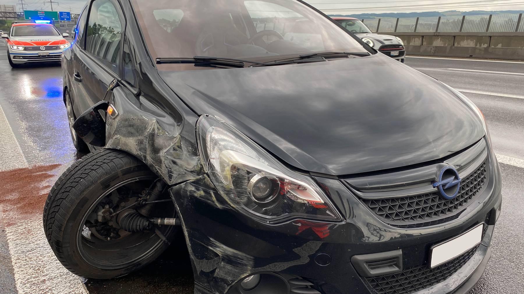 MM169_Selbstunfall mit fremdem Fahrzeug und ohne Fahrberechtigung