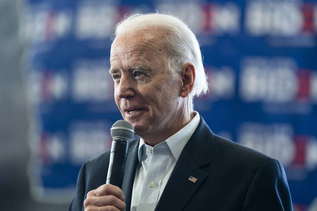 Joe Biden (77) . Iowa: 21 Prozent. National: 27,2 Prozent.