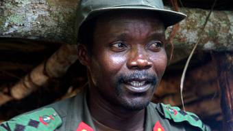 Joseph Kony im Jahr 2006 (Archiv)