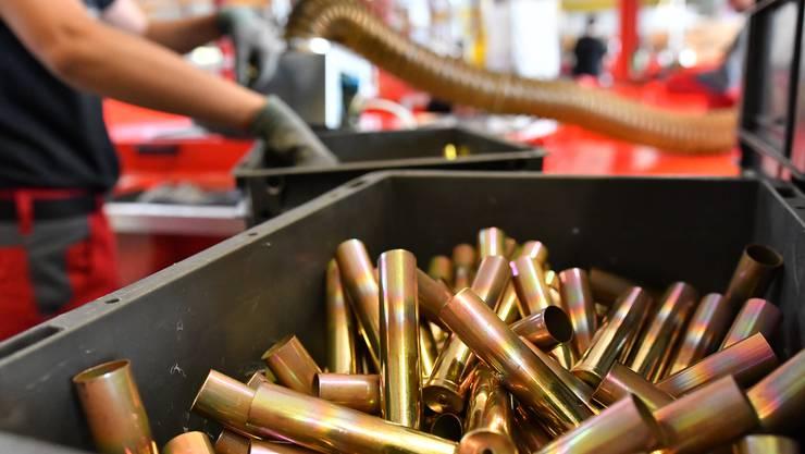 Swissmem warnt: Die GSoA-Initiative könnte nicht nur explizite Rüstungshersteller, sondern auch viele KMU aus der Präzisionsindustrie treffen.