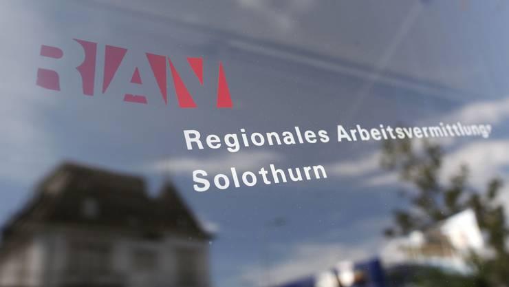 Regionales Arbeitsvermittlungszentrum Solothurn (Archiv)