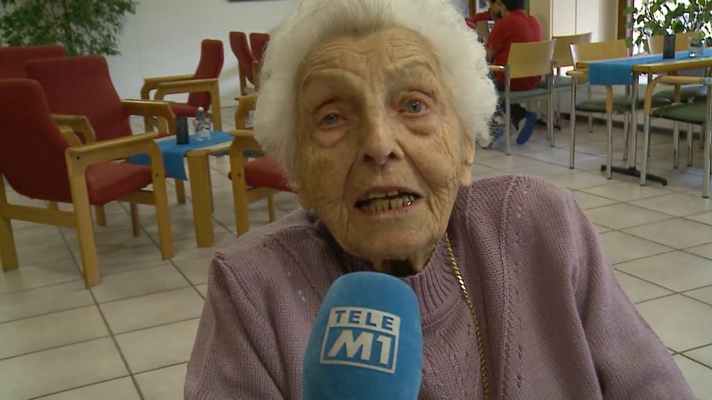 100-Jährige zeigt, wie man jung bleiben kann