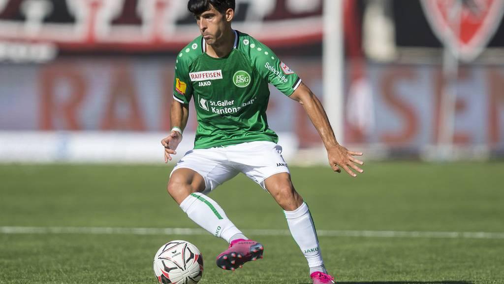 Victor Ruiz zeigte eine starke Partie.