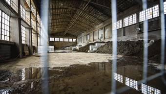 Die Kiesofenhalle ist ein Zeugnis der hohen Qualität der Schweizer Betonherstellung.