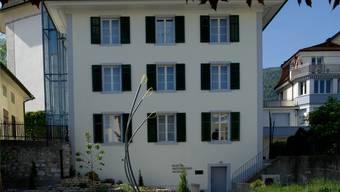 Das ehemalige Rainschulhaus von aussen, heute Kultur-Historisches Museum Grenchen.