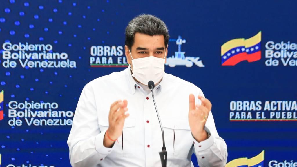 Die EU hat weitere Personen des Regimes von Nicolás Maduro in Venezuela mit Einreisesperren sowie anderen Sanktionen belegt. (Archivbild)