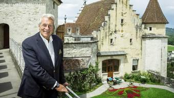 Pepe Lienhard zeigt der az seine Lieblingsplätze in Lenzburg