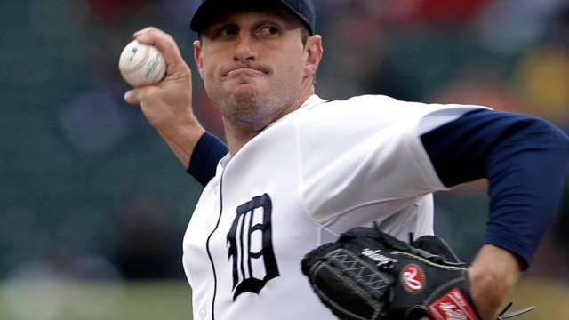 Deutscher Name, amerikanische Sportart: Max Scherzer, Baseball