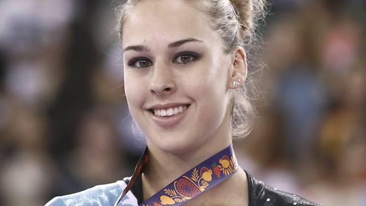 Giulia Steingruber ist Erfolge gewöhnt