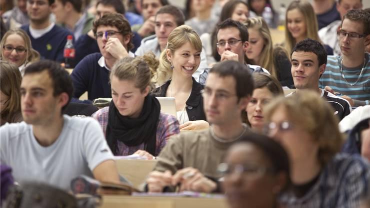 Kein Zugang mehr zu EU-Fördernetzwerken? Studierende an der Universität Freiburg.