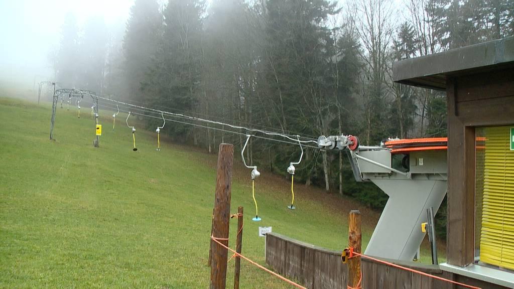 Null Einnahmen: Kleine Skigebiete haben zu kämpfen