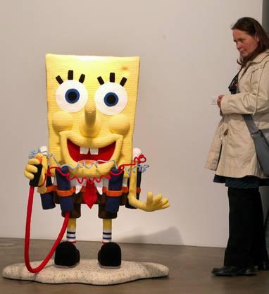 Spongebob ganz durchgeknallt