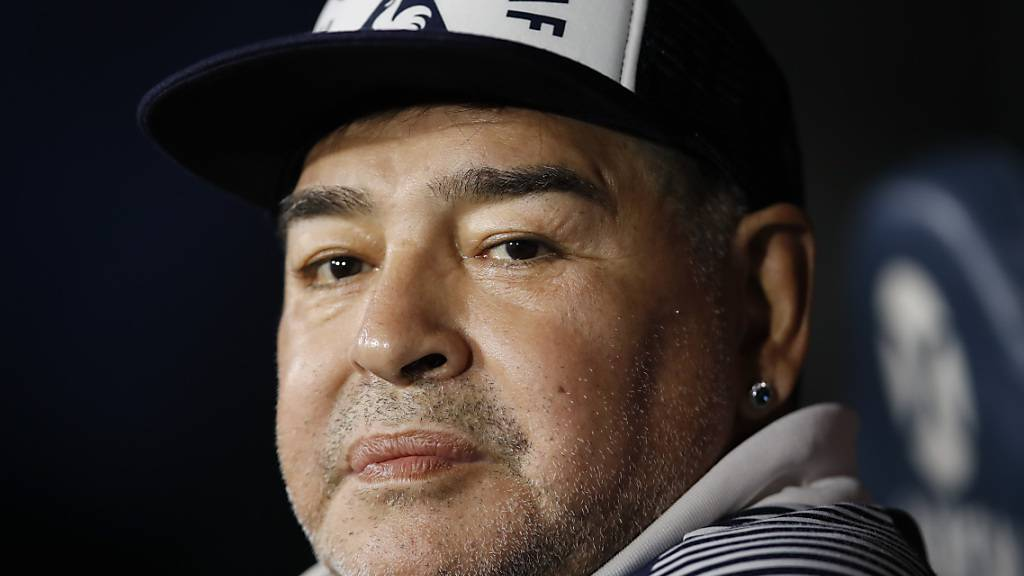 Diego Maradona feierte am letzten Freitag seinen 60. Geburtstag