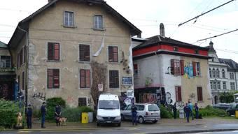 Die Betreiber des «Kuzeb» kritisieren die Kapo für die Hausdurchsuchung am 29. Mai.