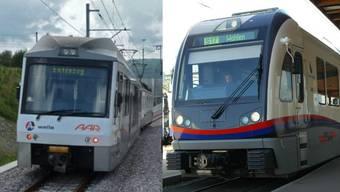 Durch die Fusion sind die beiden Regionalbahnen laut dem Aargauer Regierungsrat für die künftigen technischen, organisatorischen und finanziellen Herausforderungen besser aufgestellt. (Archivbild)
