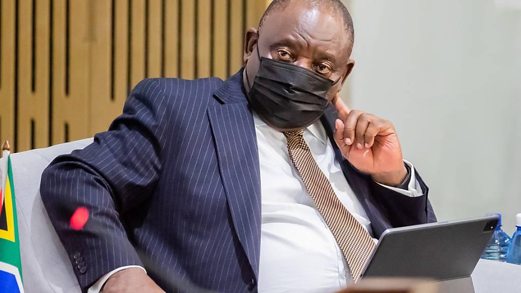 Südafrikas Präsident: Gewalt im Lande wurde geplant und koordiniert