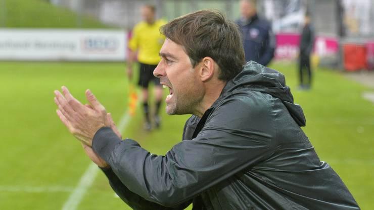 Was Trainer René Weiler in den vergangenen zwei Jahren aus dem FC Aarau gemacht hat, ist Spitze. Weiler arbeitet auf und neben dem Spielfeld akribisch und lässt sich durch nichts vom Kurs abbringen.