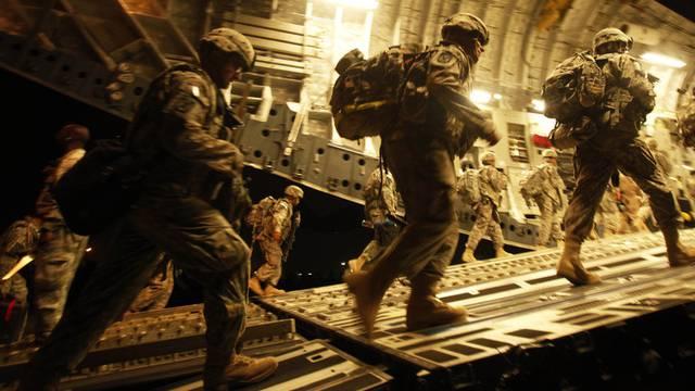 US-Truppen verlassen den Irak (Archiv)