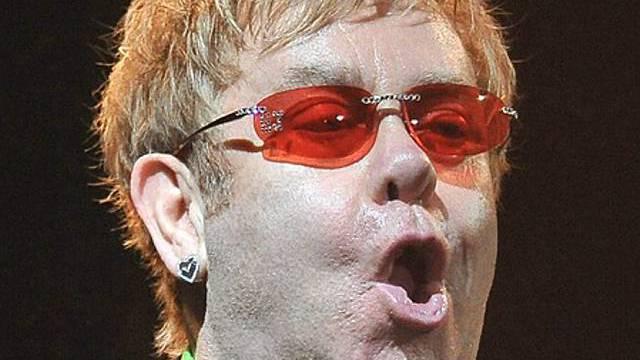 Elton John wusste auch in Mexiko zu begeistern