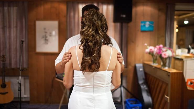 Minderjährige, die miteinander verheiratet werden, sollen besser geschützt werden.