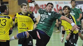 Georgios Chalkidis glänzte mit einer 100-prozentigen Torquote.