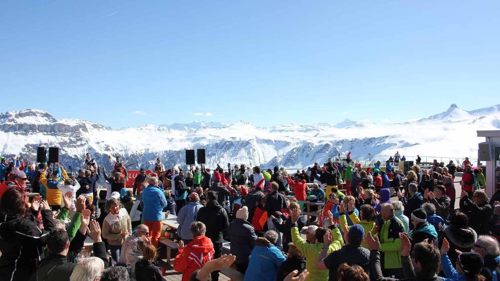GipfelSchlager Flumserberg mit stimmungsvoller Live-Musik