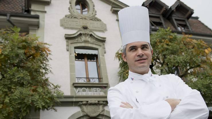 Benoît Violier nahm sich auf dem Höhepunkt seiner Karriere das Leben.